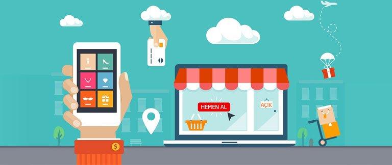 Ülkemizde e-ticaret nasıl gelişiyor