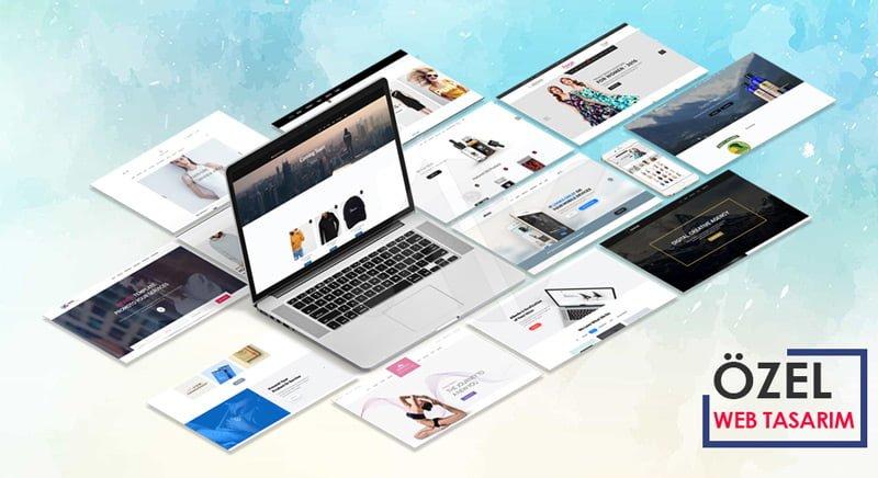 Özel web tasarım siteleri