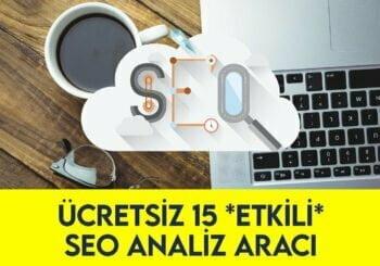 ücretsiz site seo analizi