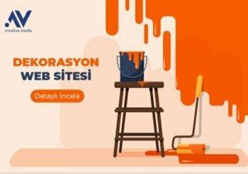 Dekorasyon Web Sitesi , Web Sitesi