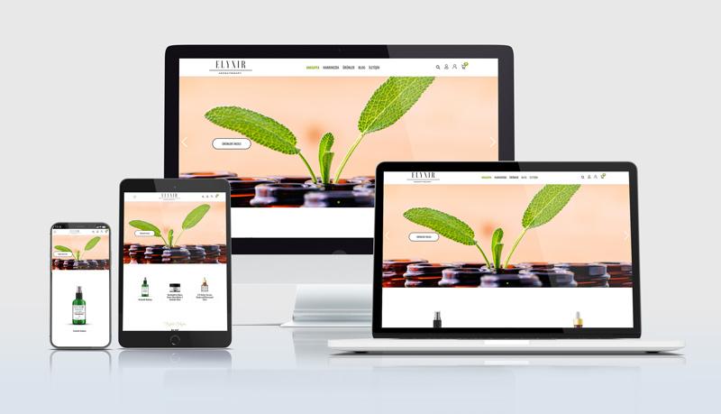 Mobil uyumlu aromaterapi ürünleri satan web sitelerimiz her cihaz ekranına özel ölçü alabilecek esneklikte tasarlanmaktadır.