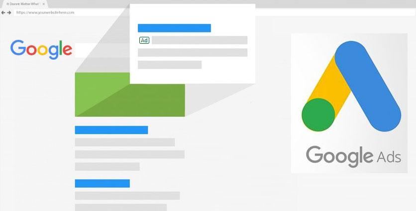 Google Arama Ağı Reklamları
