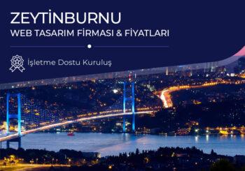 Zeytinburnu Web Tasarım Firması ve Fiyatları